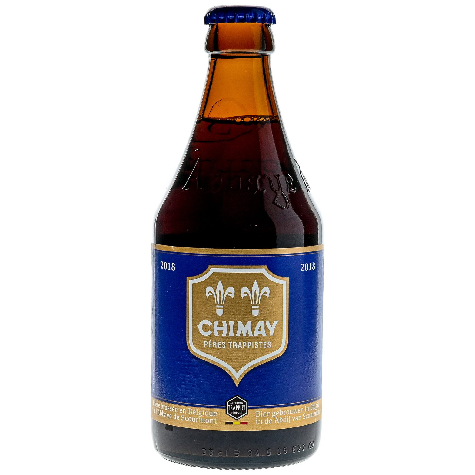 La Chimay Blue