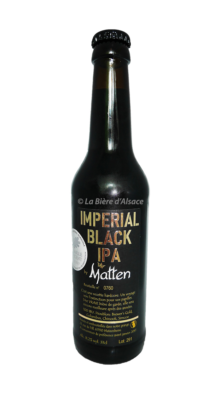 La Imperial Black IPA