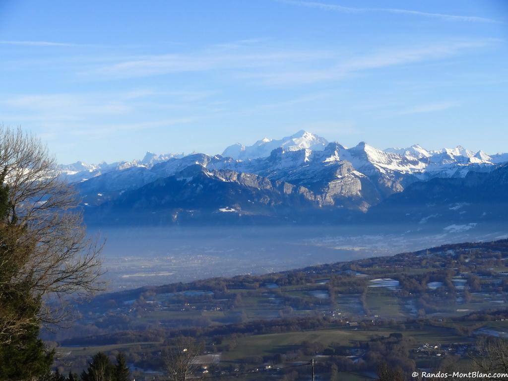 La Mont Salève Blanche