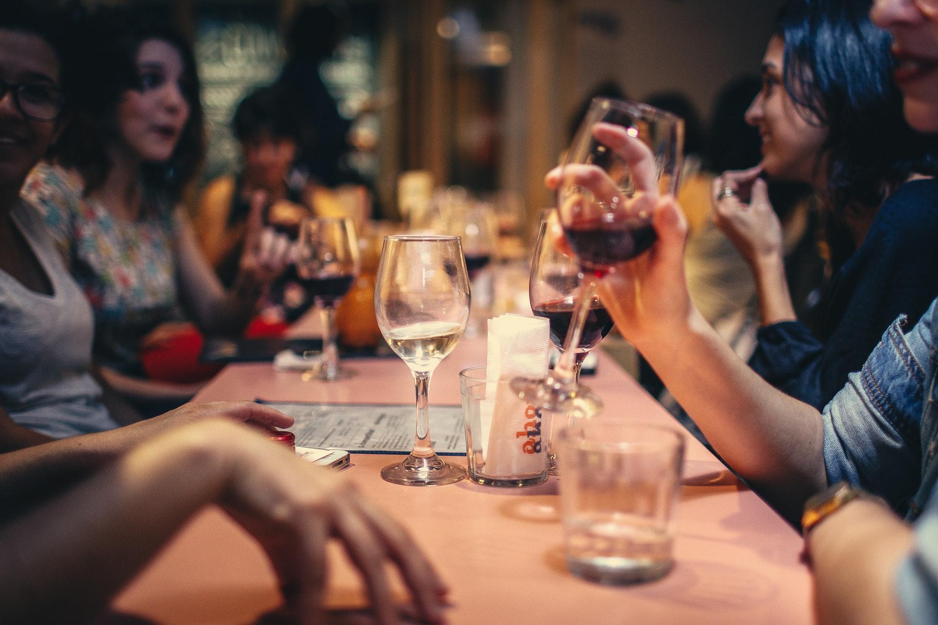 Les restaurant qui comprennent le vin dans le prix du repas !